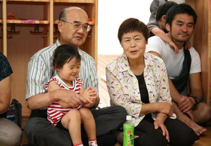 祖父母参観 07